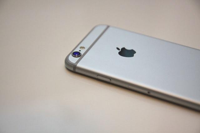 iphone usterki