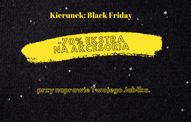 naprawa iphone black friday